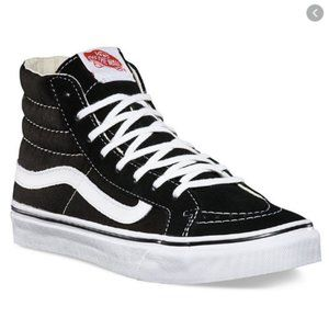Vans Sk8-Hi Slim Women's High-Top Sneaker size 6